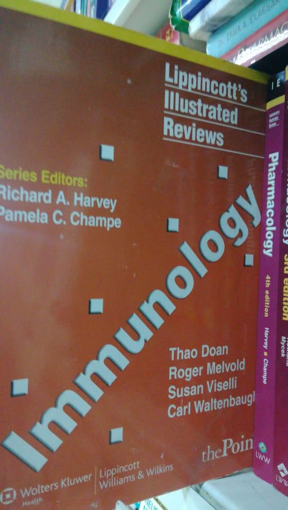 كتاب basic immunology